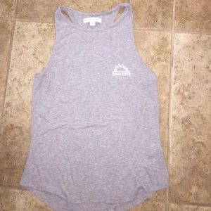 Spiritual Gangster Sunkissed Ribbed Tank